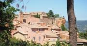 Roussillon, un village haut en couleurs