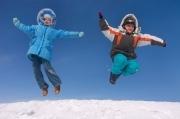 week-end ski famille