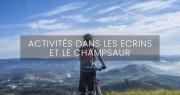 Activités pour tous dans les Ecrins et le Champsaur