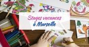 Des stages pour les vacances  à Marseille