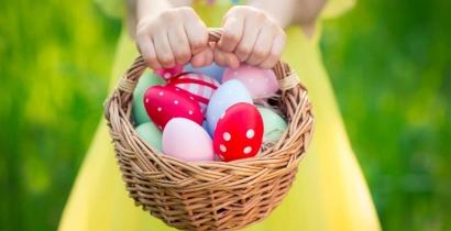 Chasses aux oeufs de Pâques en Paca