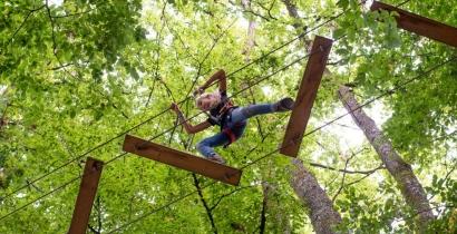 Les Parcs aventures dans les Bouches-du-Rhône et dans le Var