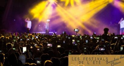 Festivals : les incontournables de l'été dans les Bouches du Rhône