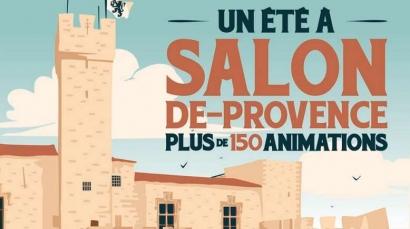 Un été à Salon de Provence