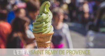 Les festivités de l'été à Saint-Rémy-de-Provence