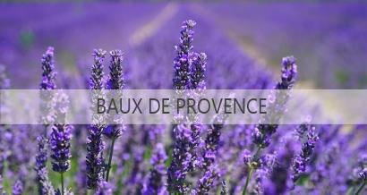 L'été aux Baux de Provence