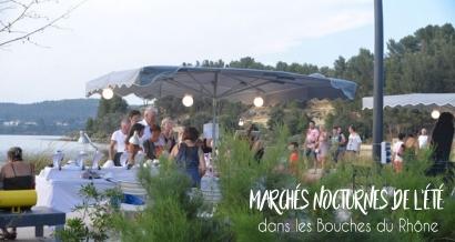 Tour d'horizon des marchés nocturnes de l'été dans les Bouches-du-Rhône