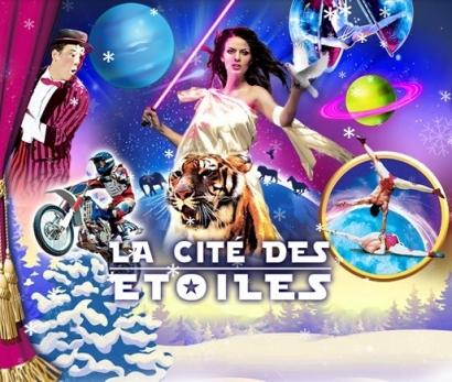 Gagnez vos invitations pour Le grand cirque de Noel