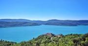 Evasion et loisirs: le Lac de Sainte Croix