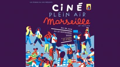 Ciné Plein Air à Marseille 25e édition