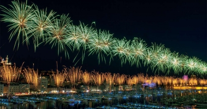 Festivités du 14 juillet dans le Var