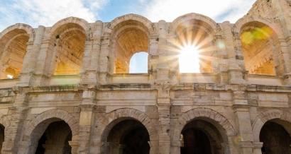 Arles la romaine : les monuments historiques à visiter à Arles
