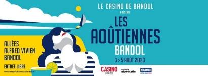 Gagnez vos invitations pour Festival les Aoutiennes à Bandol