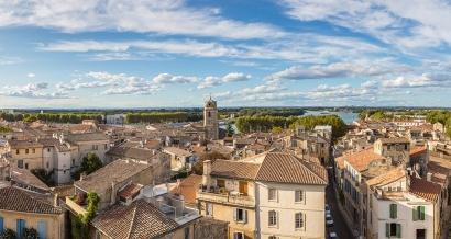 Les festivités de l'été à Arles