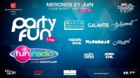 Martin Solveig et Galantis à Marseille pour la fête de la musique !