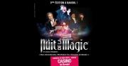 Gagnez vos invitations pour La Nuit de la Magie a Bandol