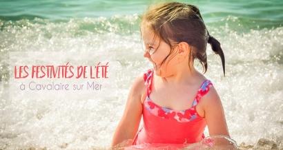 Festivités de l'été à Cavalaire