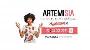Le Salon Artemisia revient du 22 au 24 octobre 2021