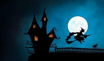 Jeux d'automne : Cavalaire fête Halloween