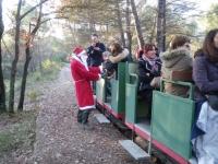 Réservez vos places pour le train du Père Noël