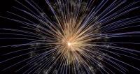 Les feux d'artifice de Noël en Provence