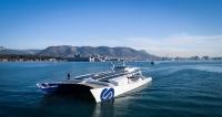 Arrivée d'Energy Observer à Marseille