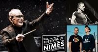 Ennio Morricone, Sting et Bigflo & Oli seront au festival de Nîmes