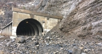 L'accès aux stations de la Vallée de l'Ubaye difficile en raison d'un éboulement