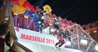 De la glace, des gamelles et de belles images : Le Red Bull Crashed Ice est de retour à Marseille