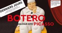 Derniers jours pour découvrir Botero, dialogue avec Picasso...