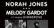 Nouvelle date au Festival de Nîmes : Norah Jones et Mélody Gardot programmées la même soirée !