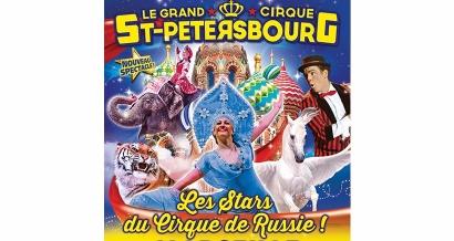 Gagnez vos invitations pour Le Grand Cirque de Saint Pétersbourg à Marseille