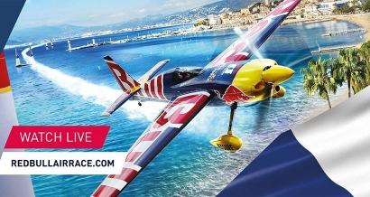 Red Bull Air Race : Les informations pratiques et le programme dans la baie de Cannes
