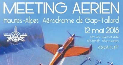 Un grand meeting aérien le 12 mai à Tallard avec la Patrouille de France