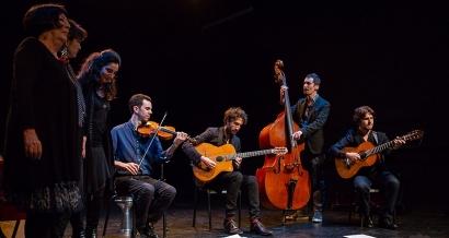 L'univers musical de Nova Zora enchante les Argonautes