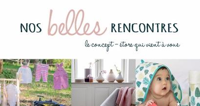 Concept store Kids et Déco : Nos Belles Rencontres