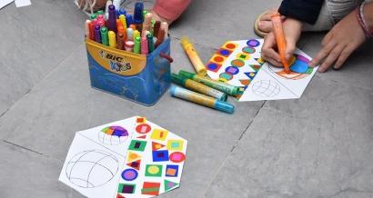Visites et ateliers ludiques à la Fondation Vasarely pour les familles