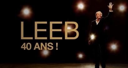 Gagnez vos invitations pour Michel Leeb au Silo à Marseille