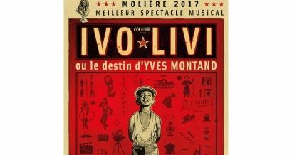 Gagnez vos invitations pour Ivo Livi ou le destin d'Yves Montand le 6 juin au Théâtre du Gymnase.