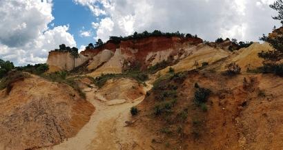 En famille : une balade haute en couleurs dans le Colorado Provençal