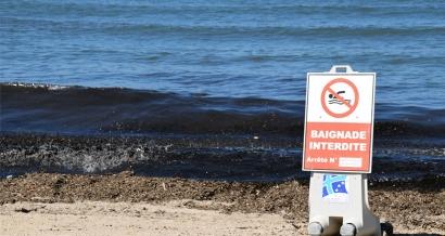 Marseille: deux plages interdites à la baignade ce lundi