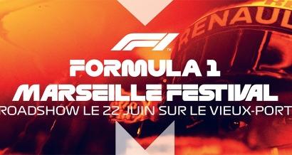 Des Formule1 sur le Vieux Port ce vendredi: Le programme et toutes les informations pratiques