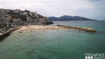 Orages: La plage du Prophète est fermée ce mercredi matin