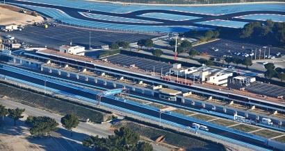 Des dizaines de kilomètres de bouchons pour accéder au Circuit du Castellet