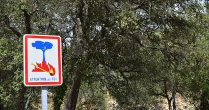 Risque incendies: Certains massifs sont déjà fermés au public à cause du mistral