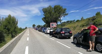 Quelles sont les causes des embouteillages monstres pour accéder au Circuit du Castellet?