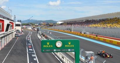 Grand Prix de France: le diaporama de 4 jours de fête au Castellet