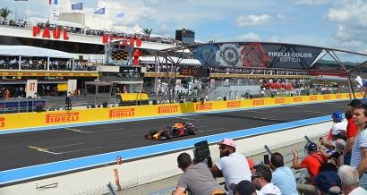 Le tourisme de juin boosté par le Grand Prix en Provence