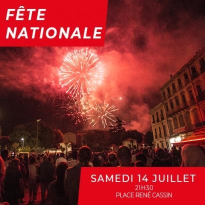 14 juillet à Draguignan : les conditions de circulation et de stationnement