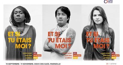 L'exposition-aventure Nés quelque part débarque à Marseille